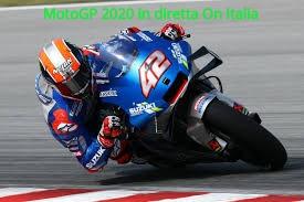 MotoGP 2020 in diretta On Italia