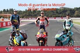 Modo di guardare la MotoGP 2020 in Giappone