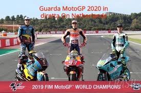 Guarda MotoGP 2020 in diretta On Netherlands