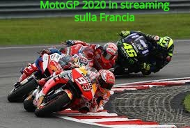 MotoGP 2020 in streaming sulla Francia