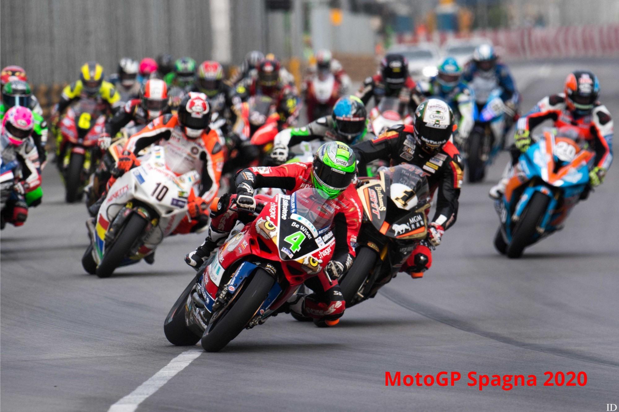 MotoGP Spagna 2020