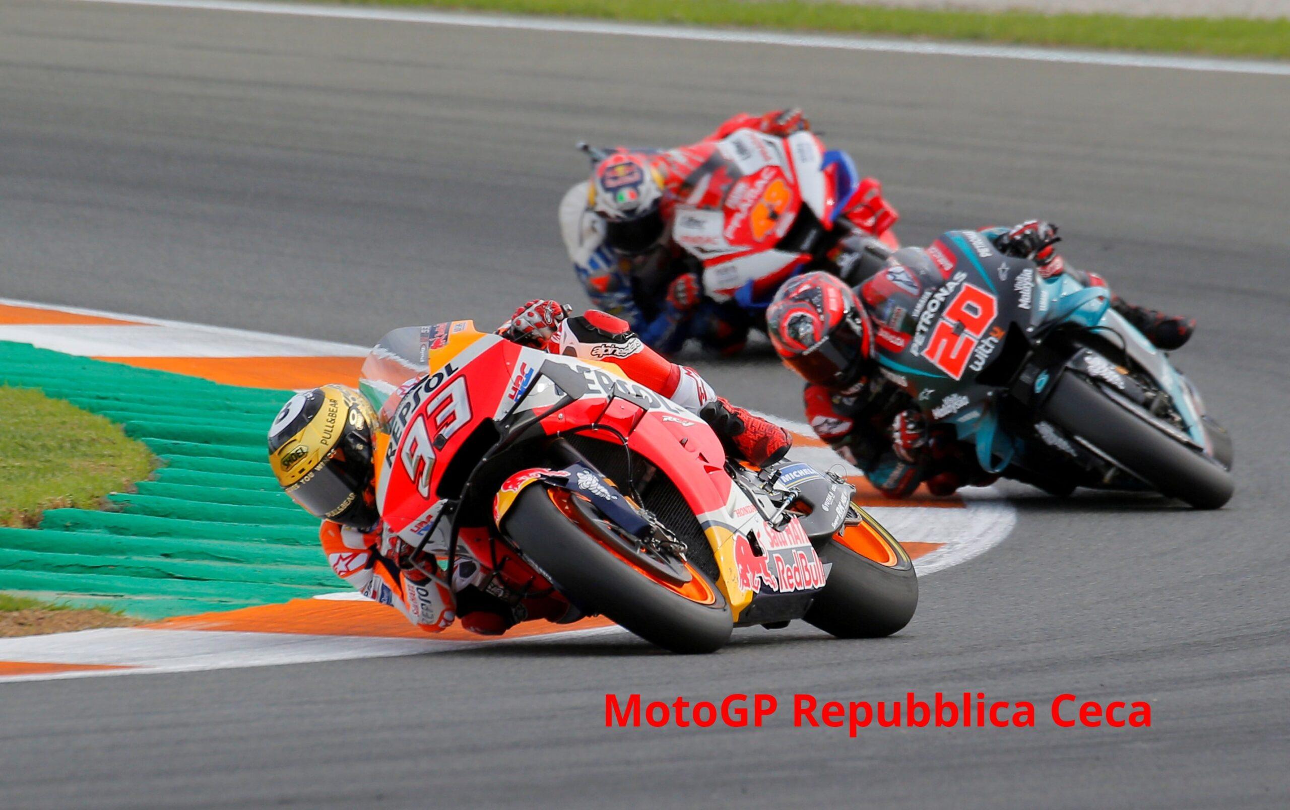 MotoGP Repubblica Ceca